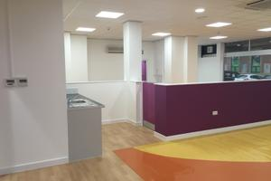 YMCA Nursery Fit Out, North Shields
