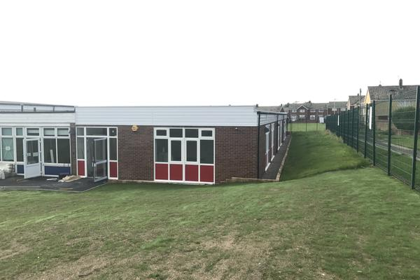 1 - Rift House Primary School, Hartlepool