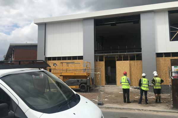 4 - BMW Extension, Chester